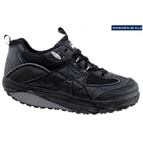 Ziwi Sweden Mujer Negro Deportivo Shoes Balancín Kle qnR1wwXx