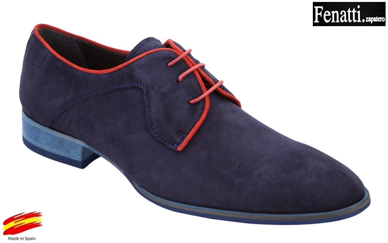 f9e21c072 Zapato de Vestir Piel Marino. Fenatti - Ziwi Shoes