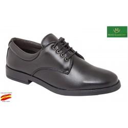 Zapato Cómodo Piso Goma Piel . Maxi Confort