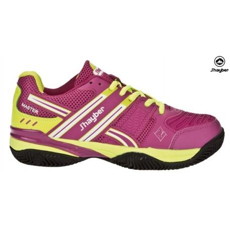 52ede8b826b Zapatilla Padel Mujer Purpura. Jhayber - Ziwi Shoes