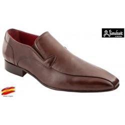 Zapato Vestir Almansa Guante Piel . JR Jimenez