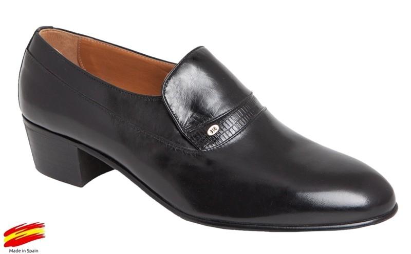 Cubano Ziwi Tacón Zapato En Hombre PielAlmansa Shoes sthQrdCx