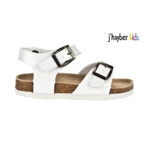 Para Sandalia Ziwi Bio Niña Charol Shoes BlancoJ'hayber xQrBoWdCe