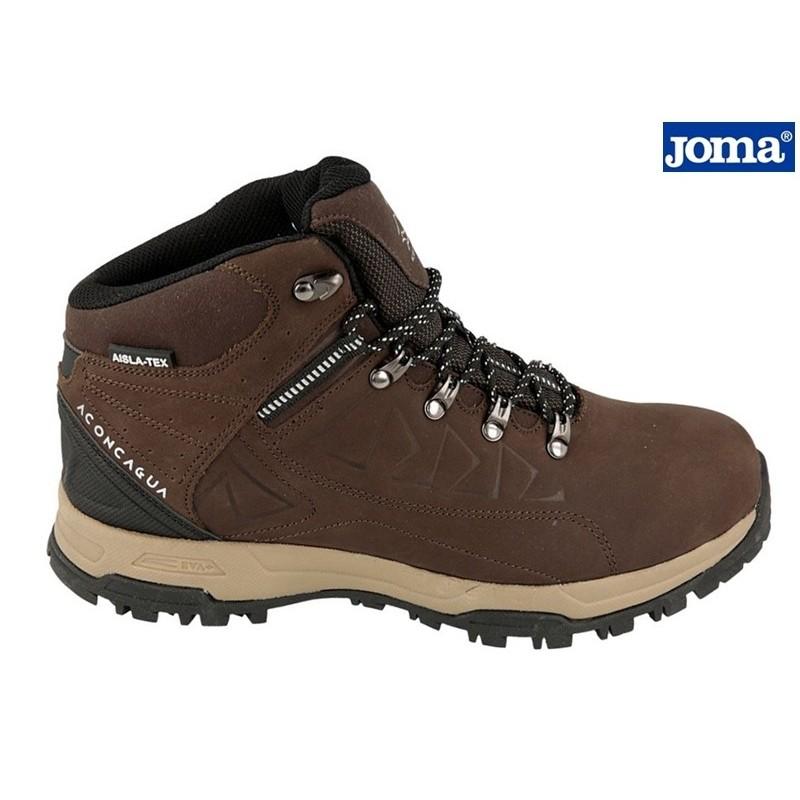 da4242f11 Bota Montaña Trekking Piel Marrón. Joma - Ziwi Shoes
