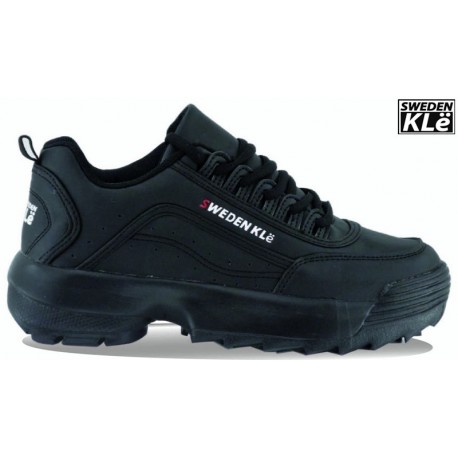557172785e5 Deportiva Moda Joven Negro. Sweden Kle - Ziwi Shoes