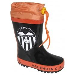Botas de Agua Valencia. Negra.