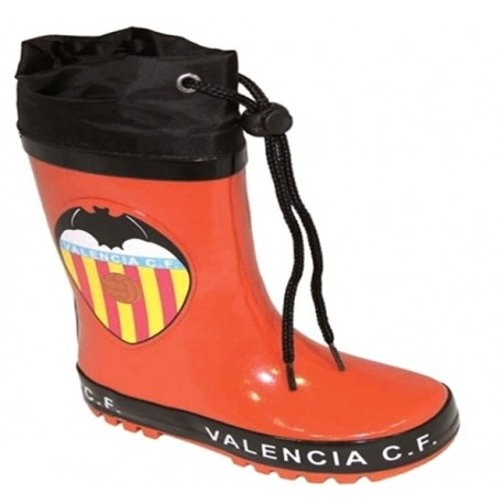 Botas de Agua Valencia. Naranja.