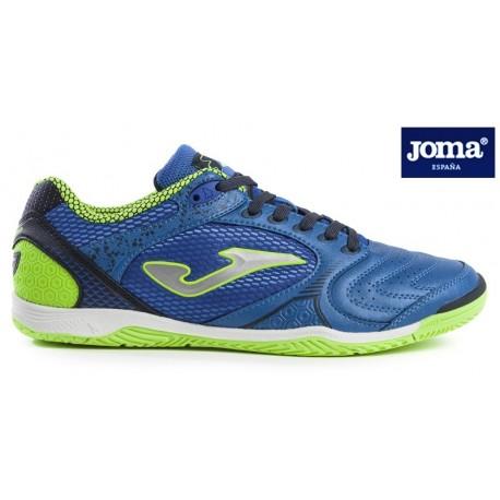 328d80a0030 Joma Dribling Zapatilla Futbol Sala Azul. - Ziwi Shoes