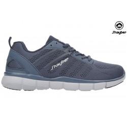 Zapatillas Deportivas de Hombre Cómodo Plantilla Confort Foam. J'Hayber