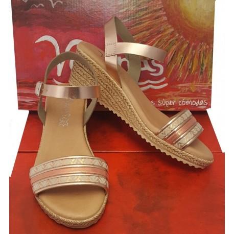 Planta ConfortVeranas Sandalia Ziwi Cómodas Mujer Super Shoes N8nwkOP0X