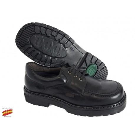 Zapato Colegial Niño Todo Piel y Cosido .