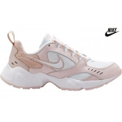 Nike Air Heights Blanco-Rosa