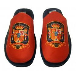 Zapatillas de Estar por Casa de Invierno Hombre Selección Española . Andinas