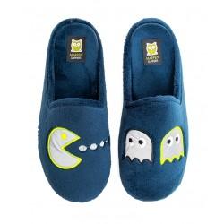 Zapatillas Hombre Pac-Man comecocos. Marpen