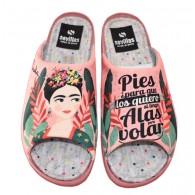 """Zapatillas de Mujer de Casa Verano """"Frida"""" ."""