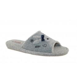 """Zapatillas de Mujer de Casa Verano """"Conejito"""".  Vul.ladi"""