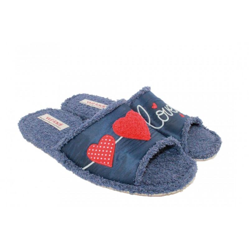"Zapatillas de Casa Mujer Verano ""Love"" . Vul.ladi"