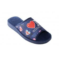 """Zapatillas Verano Mujer Cómoda """"Love London""""."""