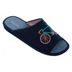 Zapatillas Casa de Hombre Verano Bici Marino.