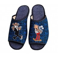 Zapatillas Mortadelo y Filemón Para Casa. Agentes.