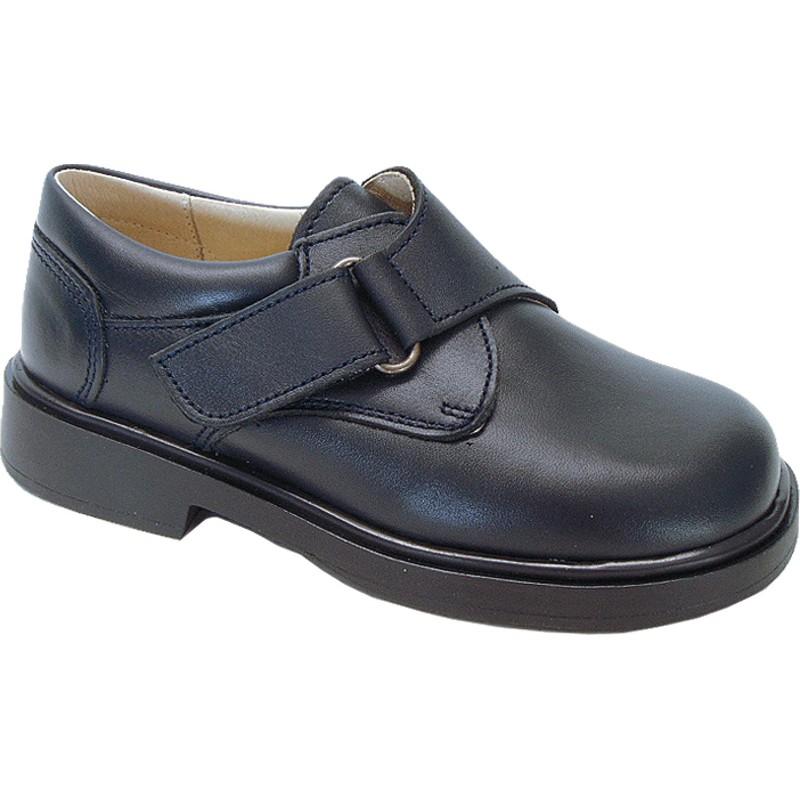 Zapato Colegial Niño Todo Piel .