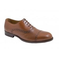 Zapato Almansa de Vestir Piel Cuero. JR Almansa